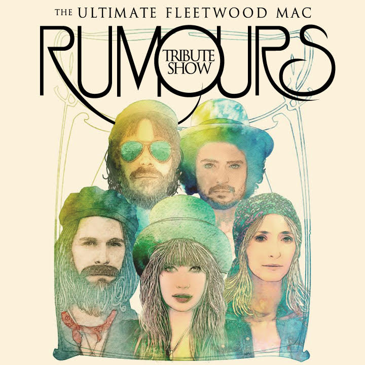 Rumours Vertical Poster with Logo