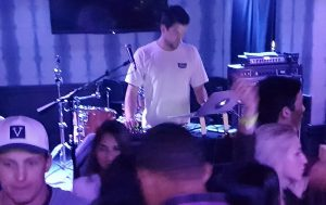 DJ Blunk at DBN Lounge Mozambique