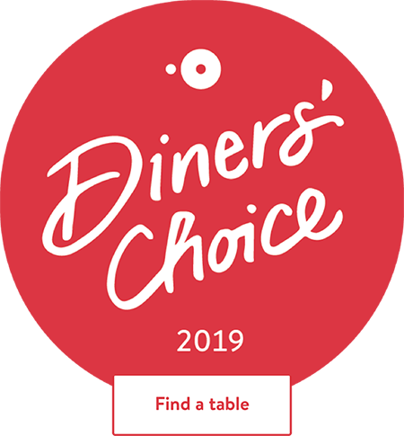 Mozambique won some 2019 Open Table Diner's Choice Awards