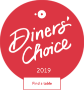 Skyloft Albany won some 2019 Open Table Diner's Choice Awards